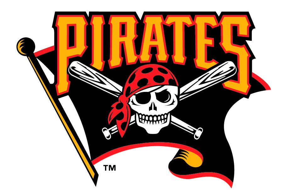 Logos of the Pittsburgh Pirates (1887 - Present)